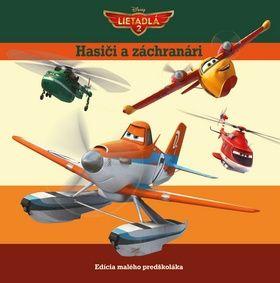 Walt Disney: Lietadlá 2 Hasiči a záchranári cena od 179 Kč