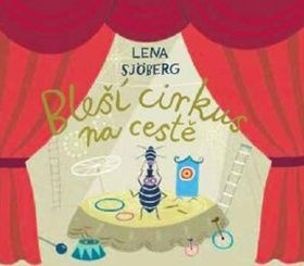 Lena Sjöberg: Bleší cirkus na cestě cena od 167 Kč