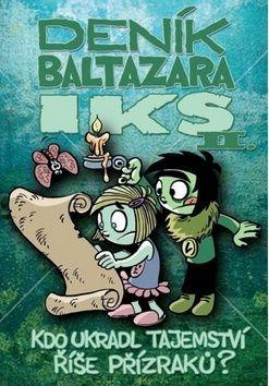 Deník Baltazara Iks II. cena od 59 Kč