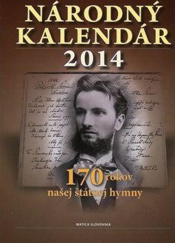 Štefan Haviar Národný kalendár 2014 cena od 91 Kč