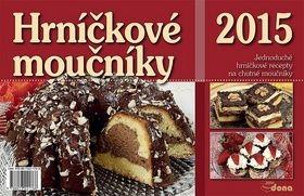 Alena Doležalová: Kalendář 2015 - Hrníčkové moučníky - stolní cena od 1 Kč