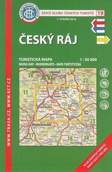 KČT 19 Český ráj cena od 85 Kč