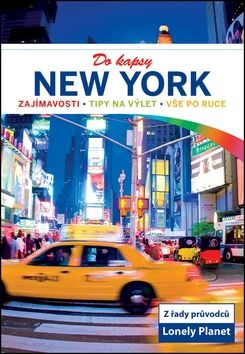 New York do kapsy - Lonely Planet cena od 164 Kč