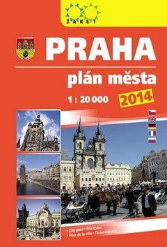 Praha plán města cena od 92 Kč