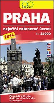 Praha největší zobrazené území 2014 cena od 0 Kč