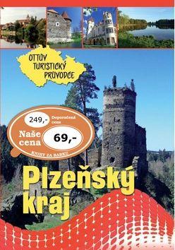 Plzeňský kraj Ottův turistický průvodce cena od 53 Kč