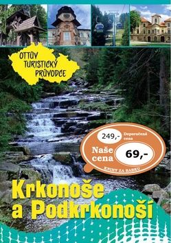 Krkonoše a Podkrkonoší Ottův turistický průvodce cena od 52 Kč