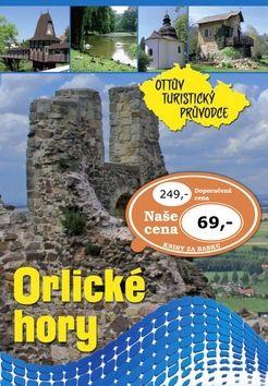 Orlické hory Ottův turistický průvodce cena od 53 Kč