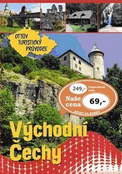 Východní Čechy Ottův turistický průvodce cena od 53 Kč