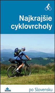 Karol Mizla: Najkrajšie cyklovrcholy cena od 228 Kč