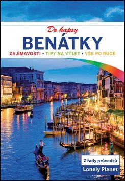 Benátky do kapsy - Lonely Planet cena od 134 Kč
