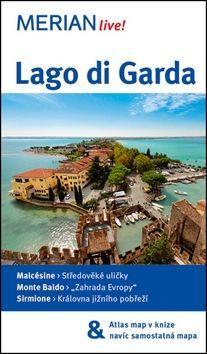 Pia de Simony: Merian 27 - Lago di Garda cena od 133 Kč
