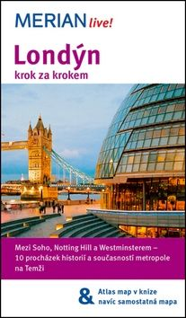 Heidede Carstensen: Merian 24 - Londýn krok za krokem cena od 161 Kč