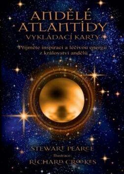 Pearce Stewart: Andělé Atlantidy cena od 265 Kč