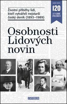Petr Zídek: Osobnosti Lidových novin cena od 303 Kč