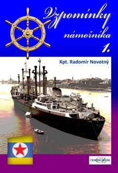 Radomír Novotný: Vzpomínky námořníka 1. cena od 180 Kč