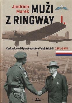 Jindřich Marek: Muži z Ringway 1. cena od 212 Kč