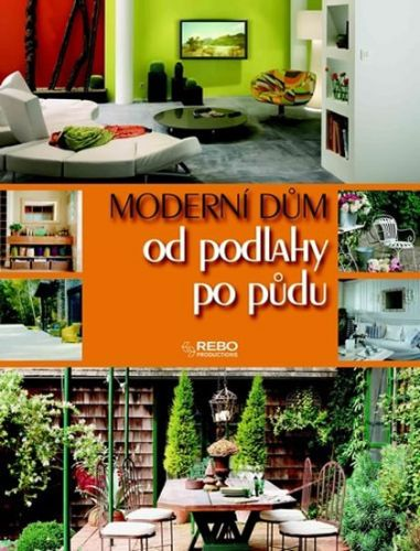 Élisabeth Livosi: Moderní dům od podlahy cena od 199 Kč