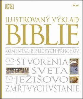Ilustrovaný výklad Biblie cena od 1037 Kč