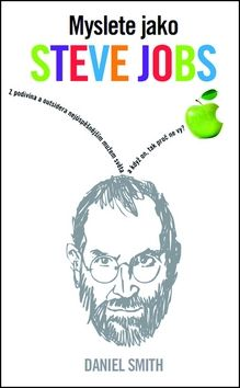 Smith Daniel: Myslete jako Steve Jobs cena od 123 Kč