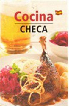 Lea Filipová: Cocina Checa - Česká kuchyně cena od 79 Kč