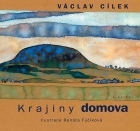 Renáta Fučíková, Václav Cílek: Krajiny domova cena od 237 Kč