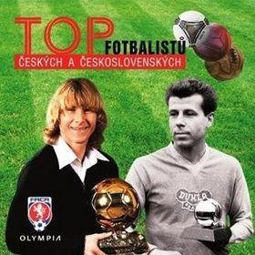 Pavel Ćervinka: TOP českých a československých fotbalistů cena od 123 Kč