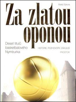 Matěj Sýkora: Za zlatou oponou cena od 87 Kč