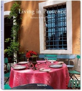 Barbara Stoeltie, René Stoeltie, Angelika Taschen: Living in Provence cena od 296 Kč