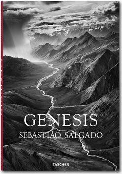 Lélia Wanick Salgado: Genesis Sebastiao Salgado cena od 1467 Kč