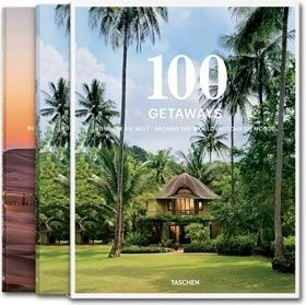 Margit J. Mayer: 100 Getaways around the World cena od 1 139 Kč