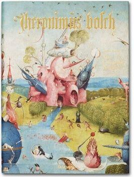 Stefan Fischer: Hieronymus Bosch cena od 3262 Kč