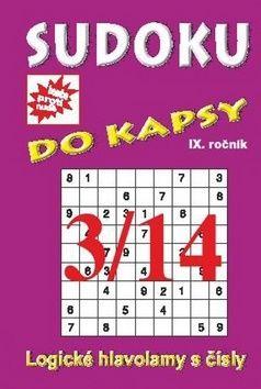 Sudoku do kapsy 3/14 cena od 35 Kč