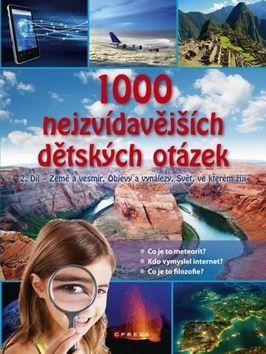 Sabine Fritz: 1000 nejzvídavějších dětských otázek - 2. díl cena od 208 Kč