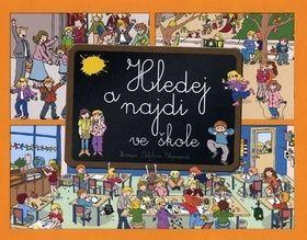 Irena Aubert: Hledej a najdi ve škole cena od 89 Kč