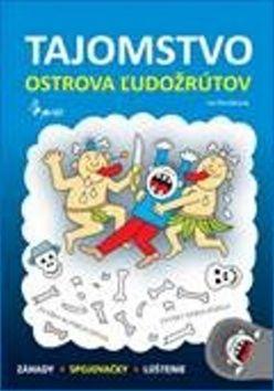 Iva Nováková: Tajomstvo ostrova ľudožrútov cena od 58 Kč