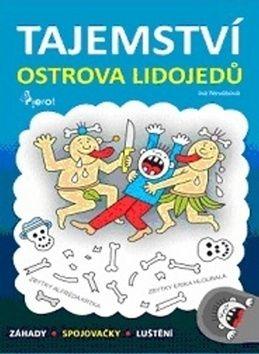 Iva Nováková: Tajemství ostrova lidojedů cena od 38 Kč