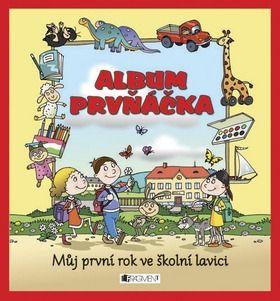 Josef Pospíchal: Album prvňáčka cena od 160 Kč