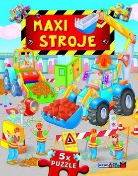 Maxi stroje cena od 110 Kč