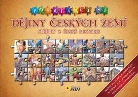 soubor autorů: Poskládej si dějiny českých zemí cena od 145 Kč