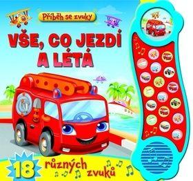 Příběh se zvuky Vše, co jezdí a létá cena od 227 Kč