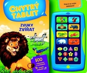 Zvuky zvířat - Chytrý tablet cena od 227 Kč