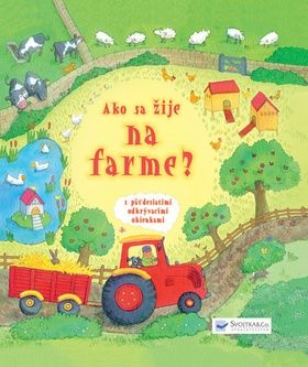 Ako sa žije na farme? cena od 229 Kč