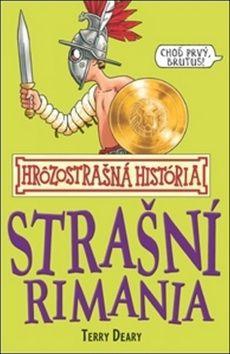 Terry Deary: Strašní Rimania cena od 164 Kč