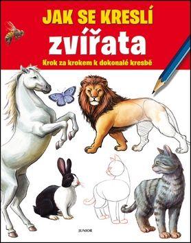 Jak se kreslí zvířata cena od 127 Kč