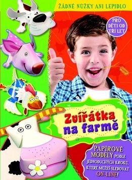 Moira Butterfield, Nikolaj Nemzer: Zvířátka na farmě cena od 24 Kč