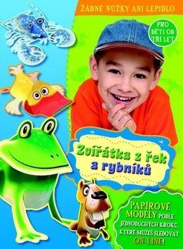 Zvířátka z řek a rybníků cena od 18 Kč