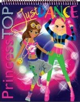 Princess Top - Just Dance cena od 77 Kč