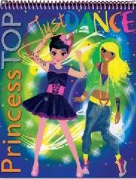 Princess TOP Just Dance cena od 155 Kč