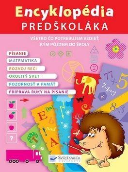 Encyklopédia predškoláka cena od 115 Kč